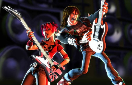Meet The New Guitar Hero Boss, Not The Old Guitar Hero Boss