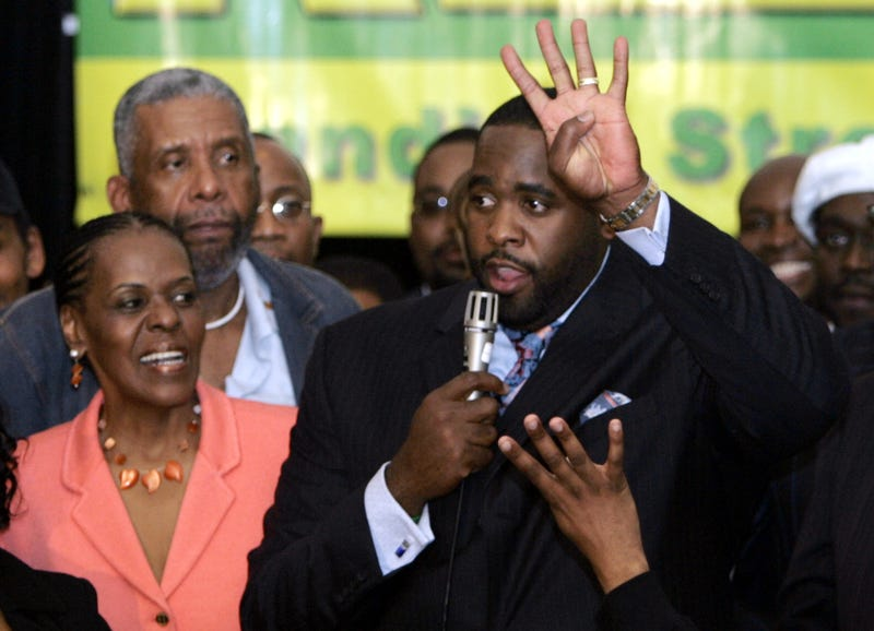 Ex-Detroit Mayor Kwame Kilpatrick Wants Your Cash To Get Out Of Prison