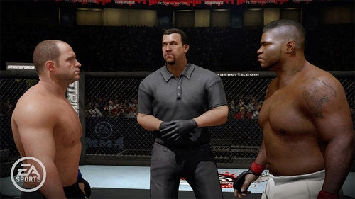 EA Sports MMA Adds Two More Fighters Big In Japan