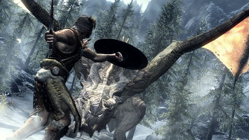 Five Disappointing Things About The Elder Scrolls V: Skyrim