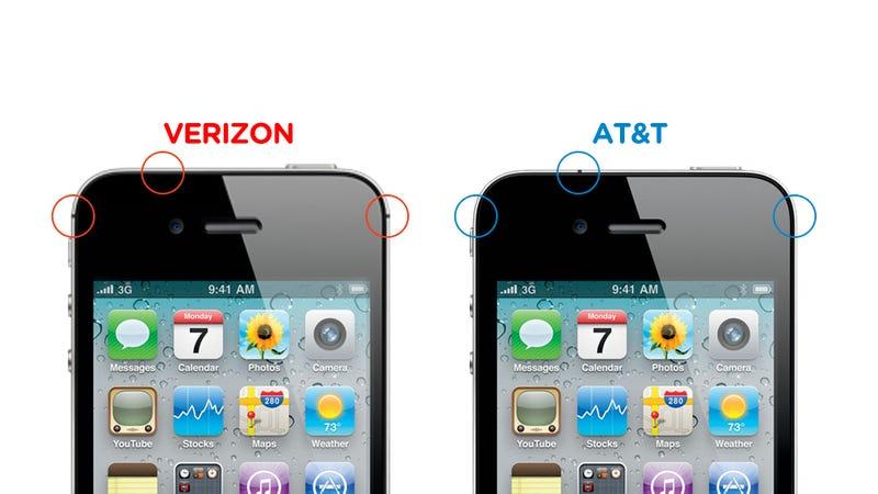 The Verizon iPhone Is Here