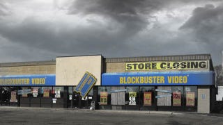 All the Weird Stuff Blockbuster Stores Are Putting on Craigslist