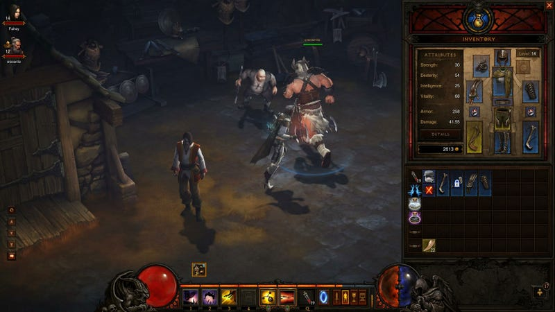 How I've Been Playing Diablo III, You Know, Aside From Sporadically