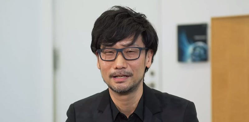 It's Official: Hideo Kojima Is Working With Sony On A PS4 Exclusive