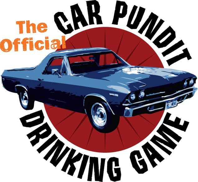 The Official Car Pundit Drinking Game: Wait, There's Chrysler News Today?