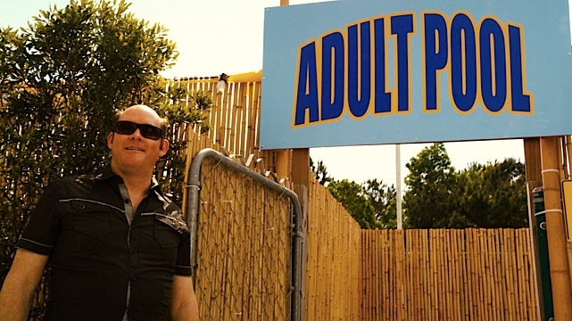 The bad guy of Piranha 3DD tells us about his aquatic swingers' club