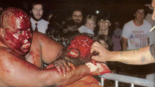 Remembering The Violent Death Matches Between Bruiser And The Butcher, Pro Wrestling's Auteurs Of Bloodshed