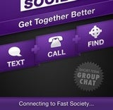 Fast Society Is an Instant and Private Short-Term SMS Group Chat
