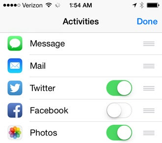 iOS 8: The Best Hidden Features