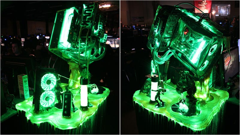 Hulk Smash Puny Gaming PC, Make Gaming PC Look Badass