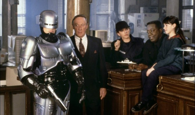 The Most Insane Moments from Robocop: The TV Series
