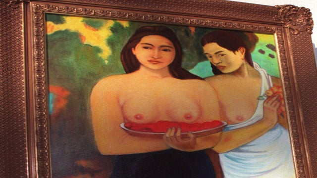 Woman Attacked Gaugin Because It Was So Totally Gay