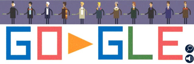 Doctor Who Gets Awesome 50th Anniversary Google Doodle Game