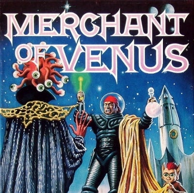 Merchant of Venus, the Game of Intergalactic Trade