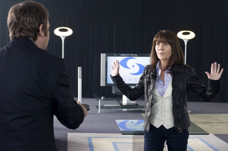 "Sarah Jane Adventures ""The Man Who Never Was"" Promo Pics"