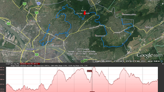 44,5 kilométert futni még annál is jobb drogozás, mint 100 kilométert gyalogolni