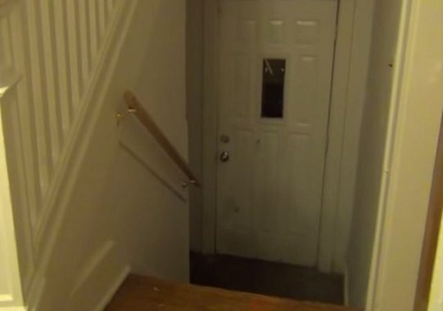 OSU Students Find Stranger Living Behind Mystery Door in Their Basement