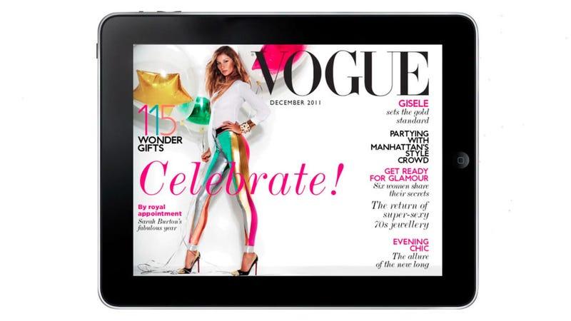 The Insane Price Gouging of iPad Magazines