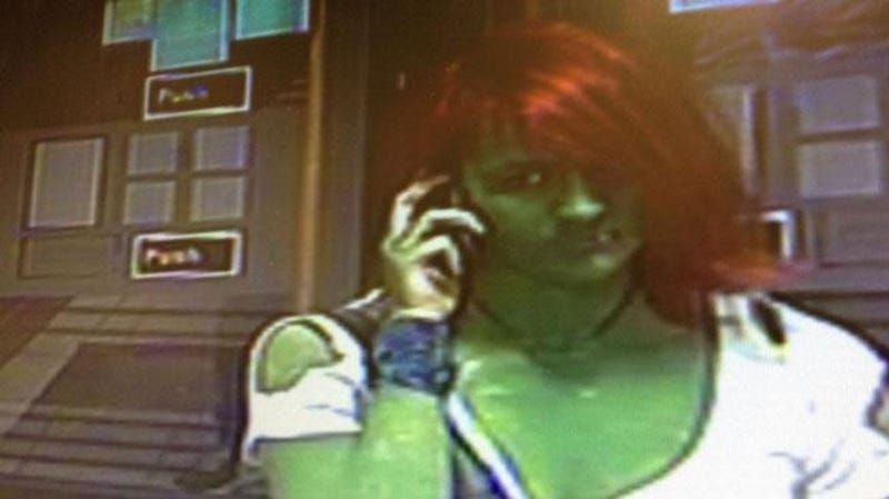 Woman Wearing She-Hulk Makeup Wanted for 'Unprovoked Assault' on Teen