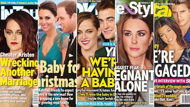 This Week in Tabloids: For Her Next Trick, Kristen Stewart Will Destroy Ben Affleck's Marriage