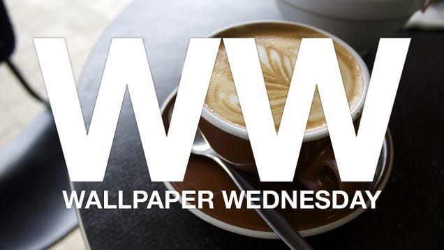 Get Caffeinated with These Coffee Wallpapers