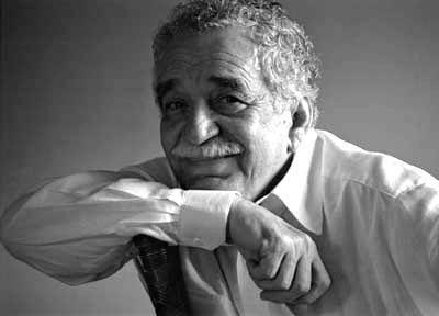 Gabriel García Márquez's passing is legitimately upsetting me.
