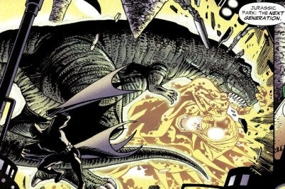The Top 5 Dinosaur Fights In Comics