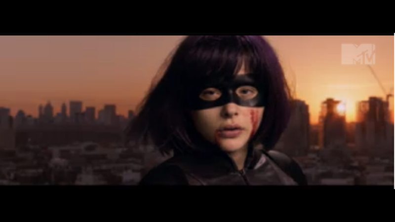 Chloë Grace Moretz Is Cursing Up a Storm in the Kick-Ass 2 Trailer
