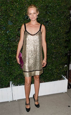 Stella McCartney & Friends Dress For The Party