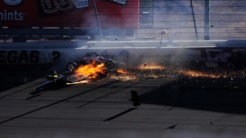 Why Drivers Still Die In Racing Crashes
