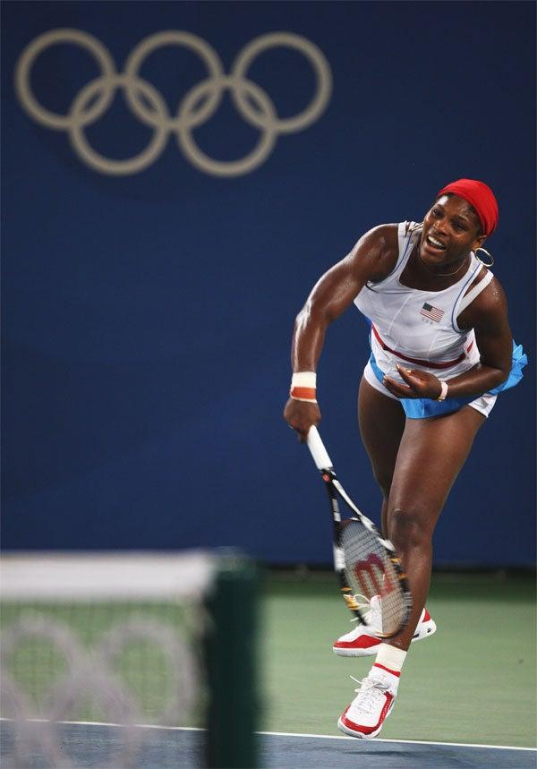 Golden Girl: Serena Williams