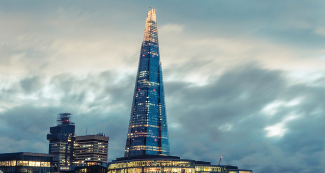 A Design Flaw Is Turning the London Shard Hotel Into a Voyeur's Dream