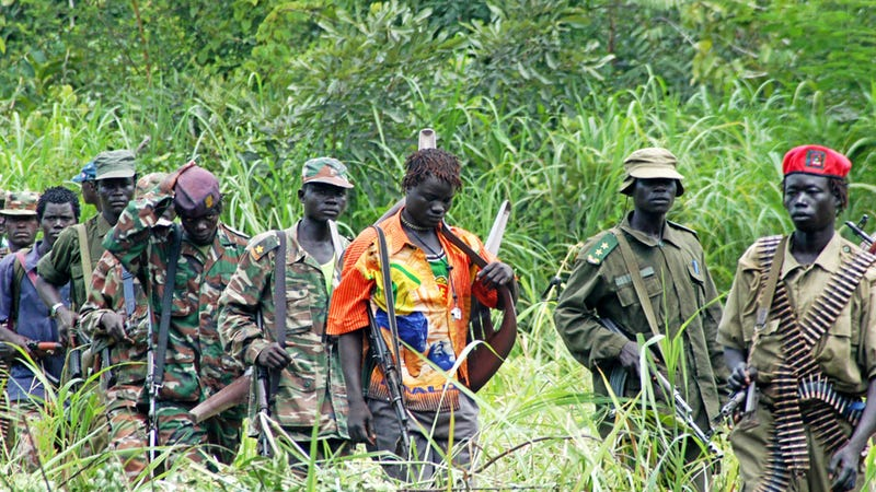 Obama Sends 100 Troops To Central Africa To Help Fight Guerilla Group