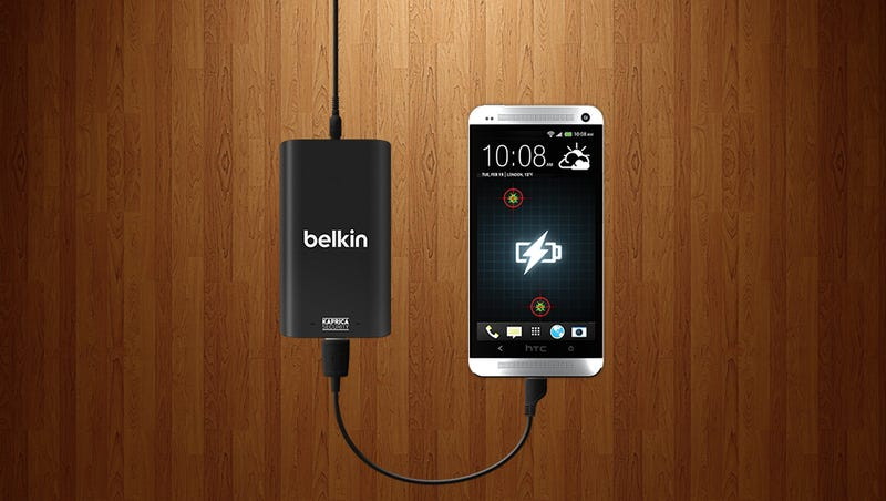 This Smartphone Charger Also Hunts Down Malware