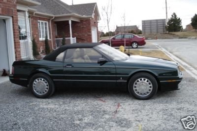 Italian Week: 1993 Cadillac Allanté for $22,436!