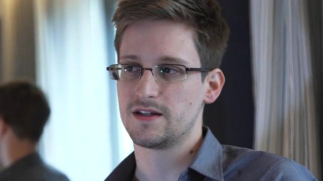 Edward Snowden Takes a Victory Lap