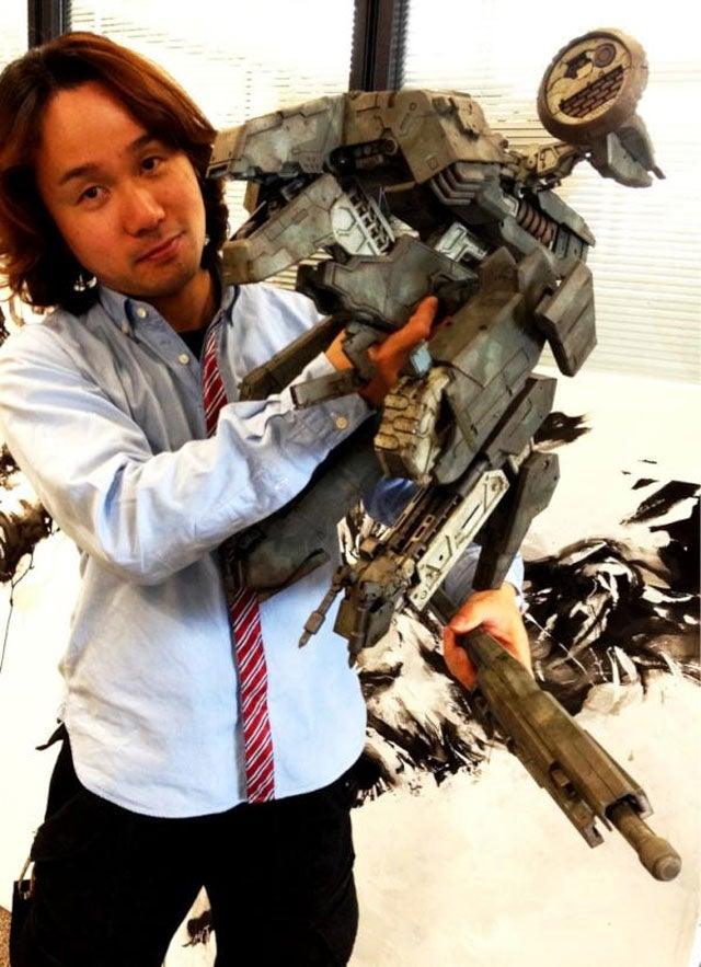 Holy Crap, This Metal Gear Toy is ENORMOUS