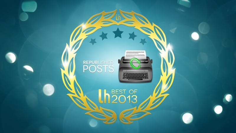 Most Popular Republished and Guest Posts of 2013