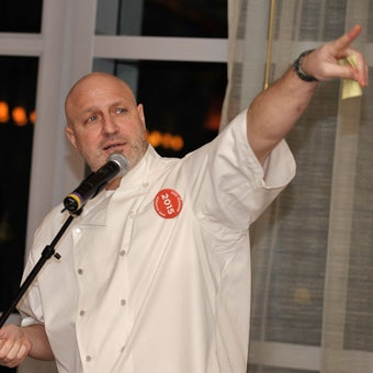 Tom Colicchio Is Named Top Chef, Literally