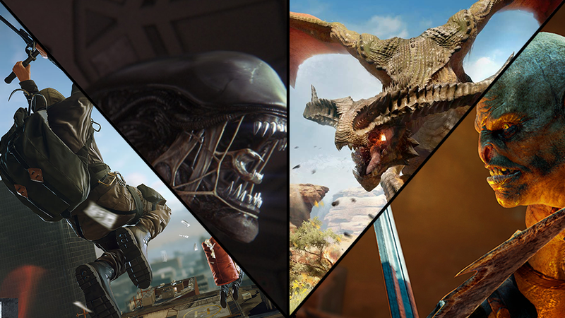 October Is Going To Be An Insane Month For Video Games