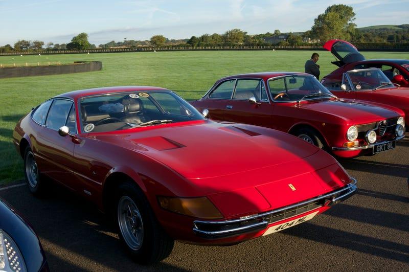 Random pictures of my Ferrari Daytona