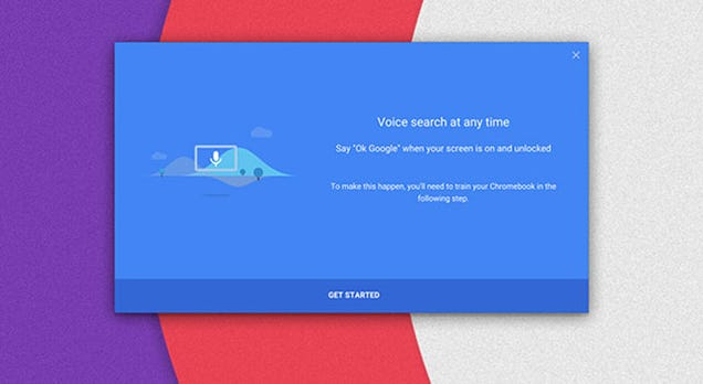 "Always On ""OK Google"" Voice Search is Coming To Chromebooks"