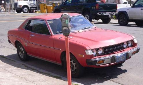 1975 Toyota Celica ST