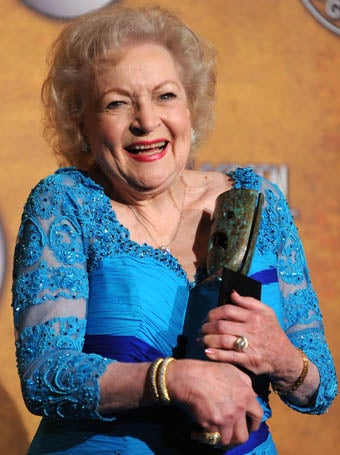 Betty White And The Rise Of The Octogenarians