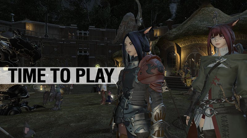 Final Fantasy XIV Had A Great Weekend. Let's Celebrate Live.