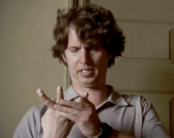 Jon Heder Gets Zombified in New Web Series