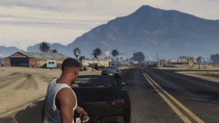 <i>Grand Theft Auto V</i> Mod Makes Guns Fire Cars Instead Of Bullets