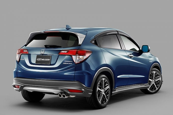 Mugen's Take On The Honda Vezel Is About What You'd Expect From Them