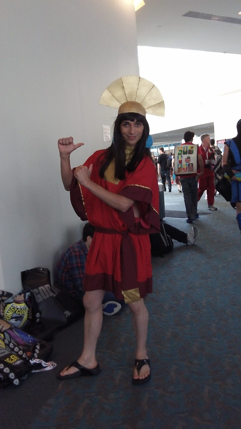 The Most Astounding Cosplay We've Seen at Comic-Con (So Far)