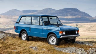 Land Rover's New Heritage Division Restores And Lends Out Classic SUVs